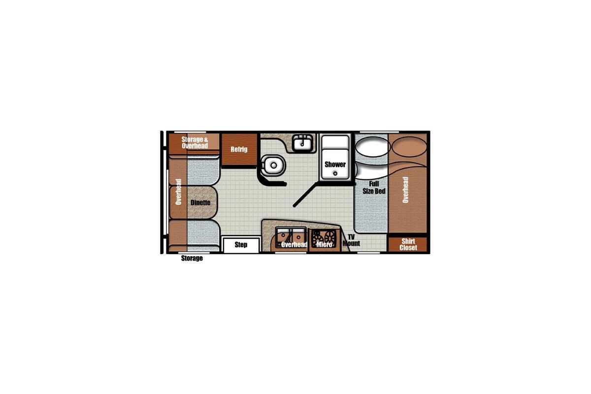 17RWD floorplan image
