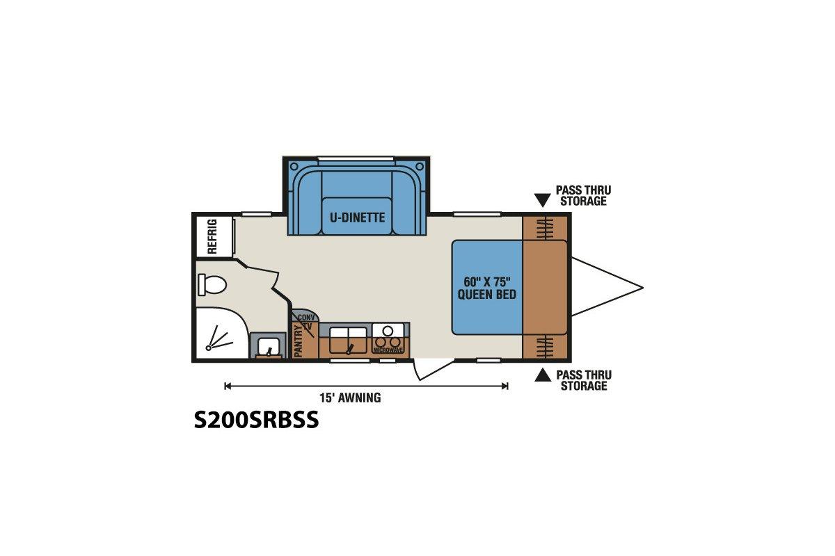 S200SRBSS floorplan image
