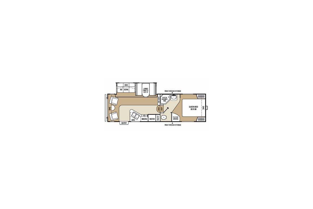 267RLS floorplan image