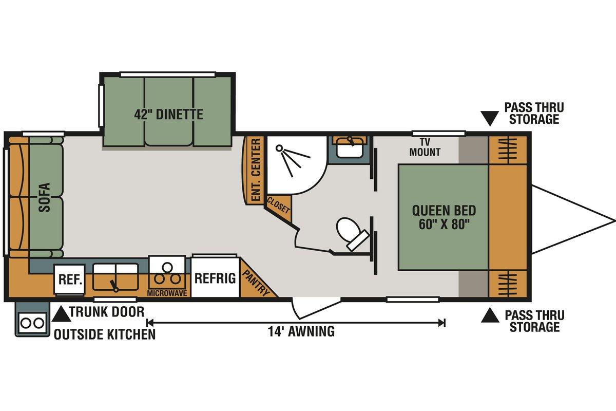 C241RLK floorplan image