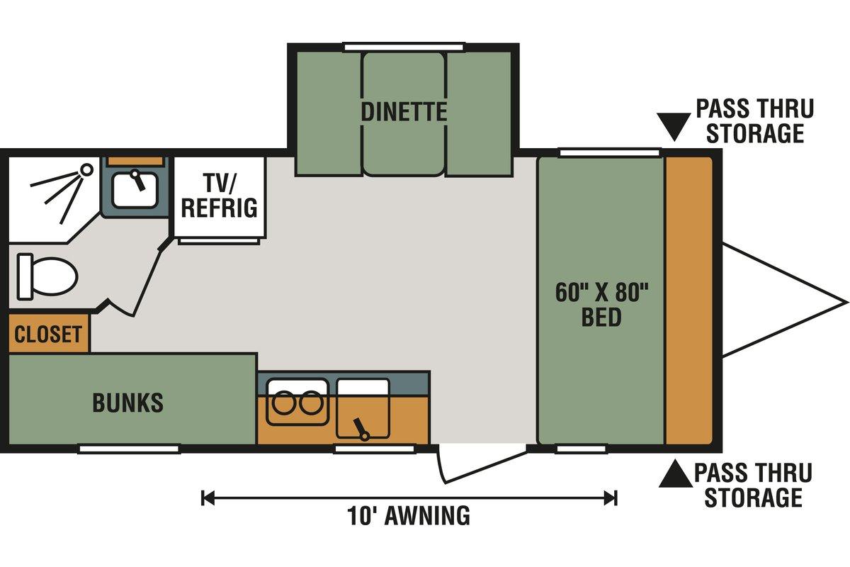 E191BH floorplan image