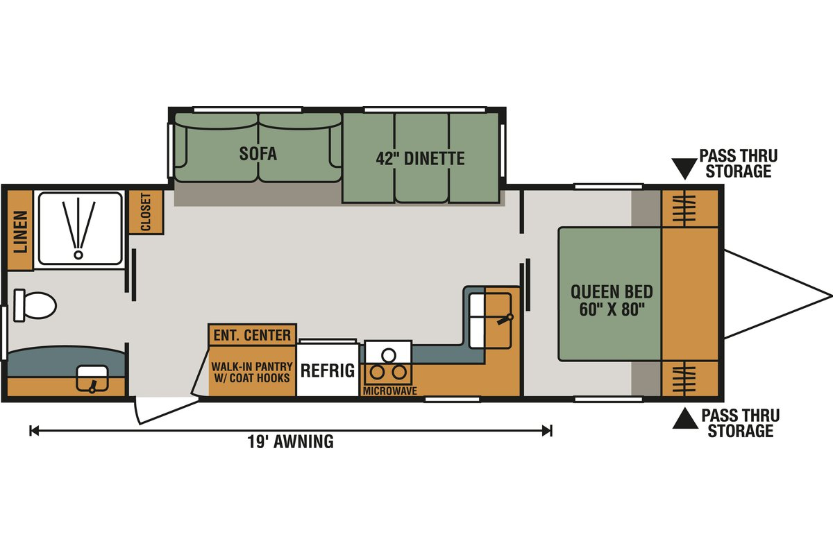 C261RB floorplan image