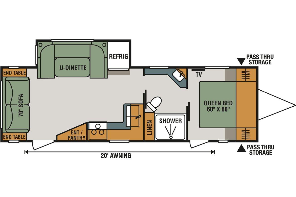 C261RL floorplan image