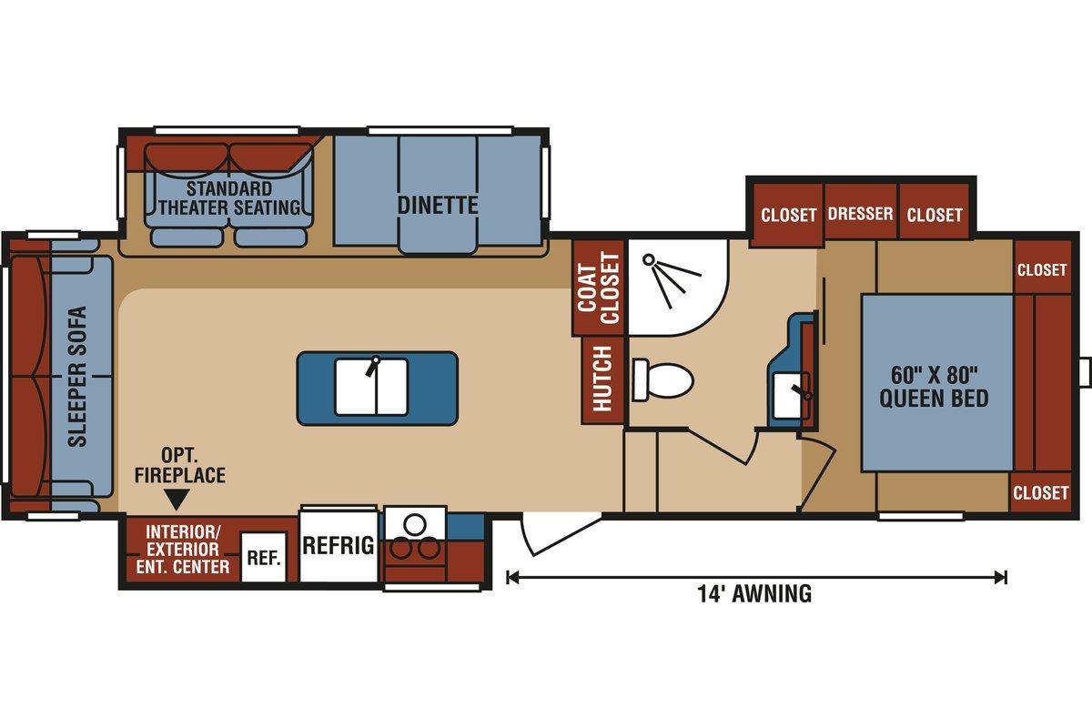 D281RLT floorplan image