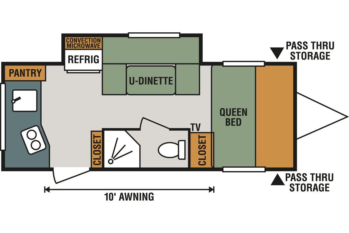 M181RK floorplan image