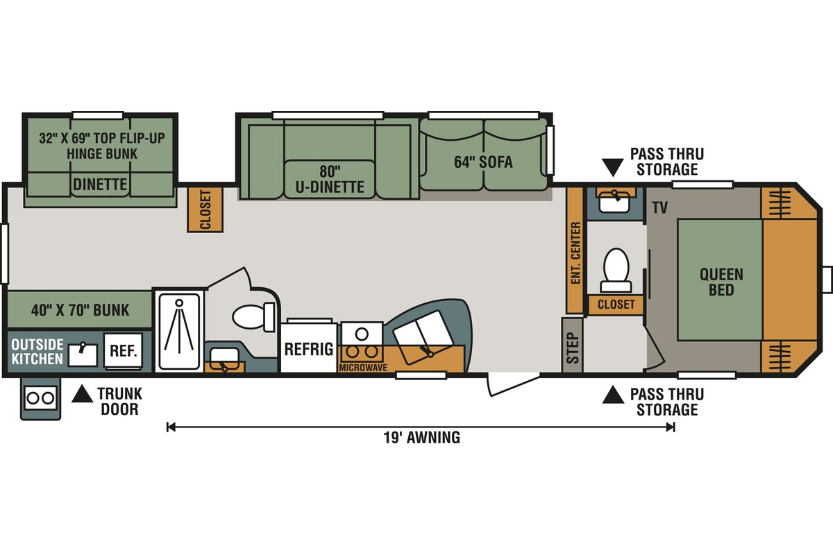 302BHK floorplan image