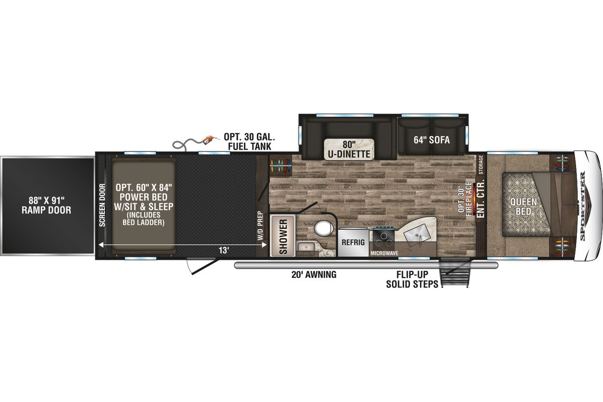 331TH13 floorplan image