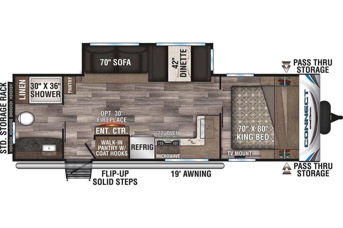 C261RB floorplan image