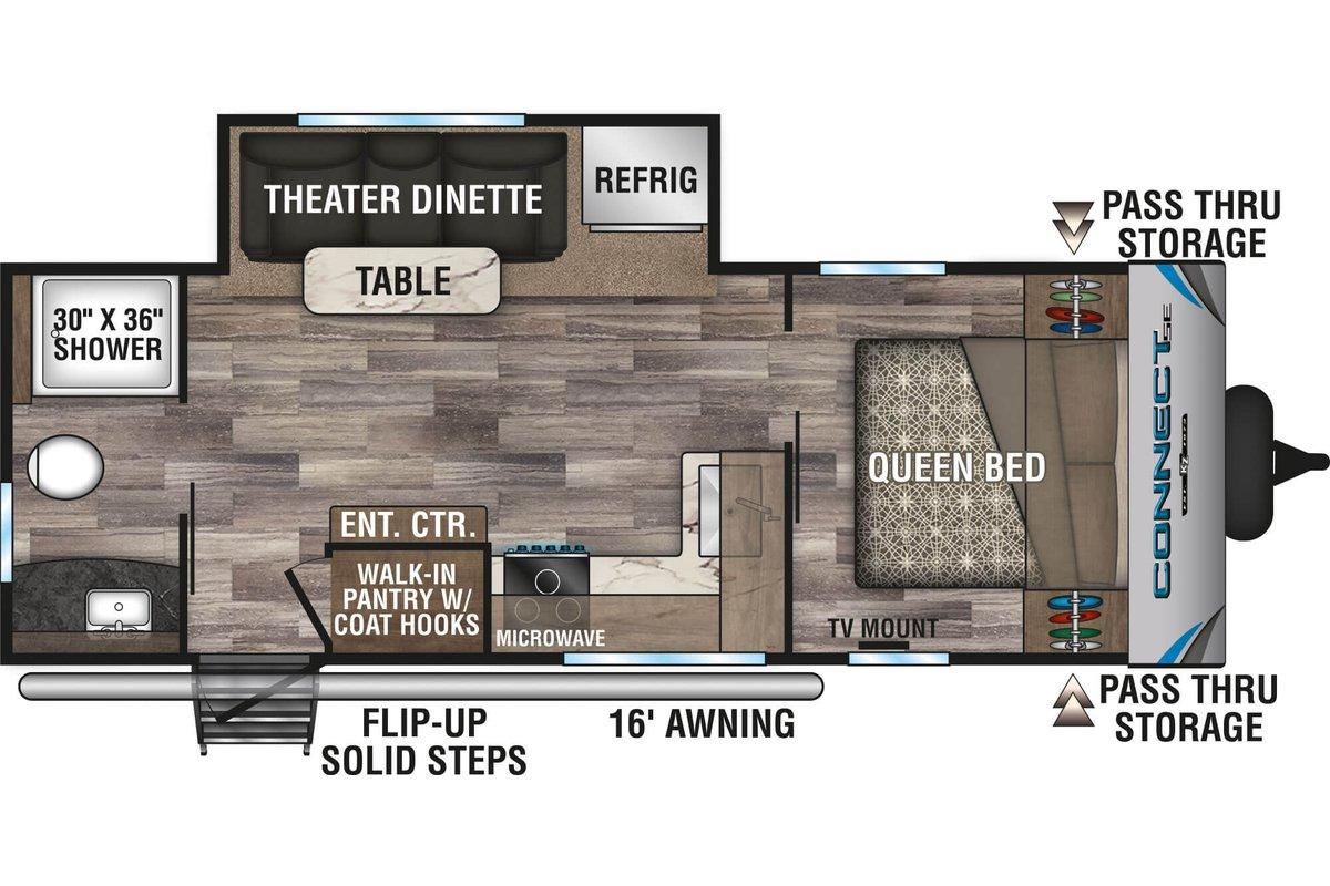 C221RBSE floorplan image