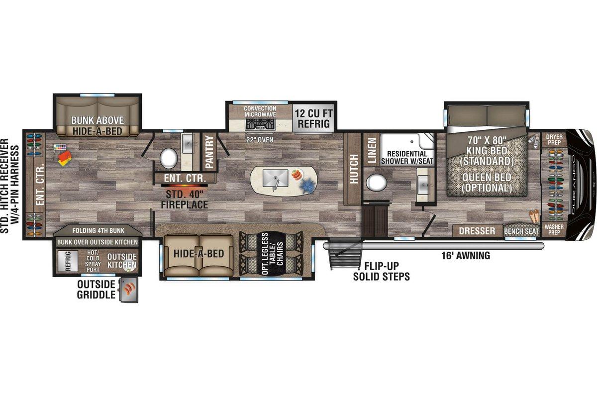 D348BHF floorplan image