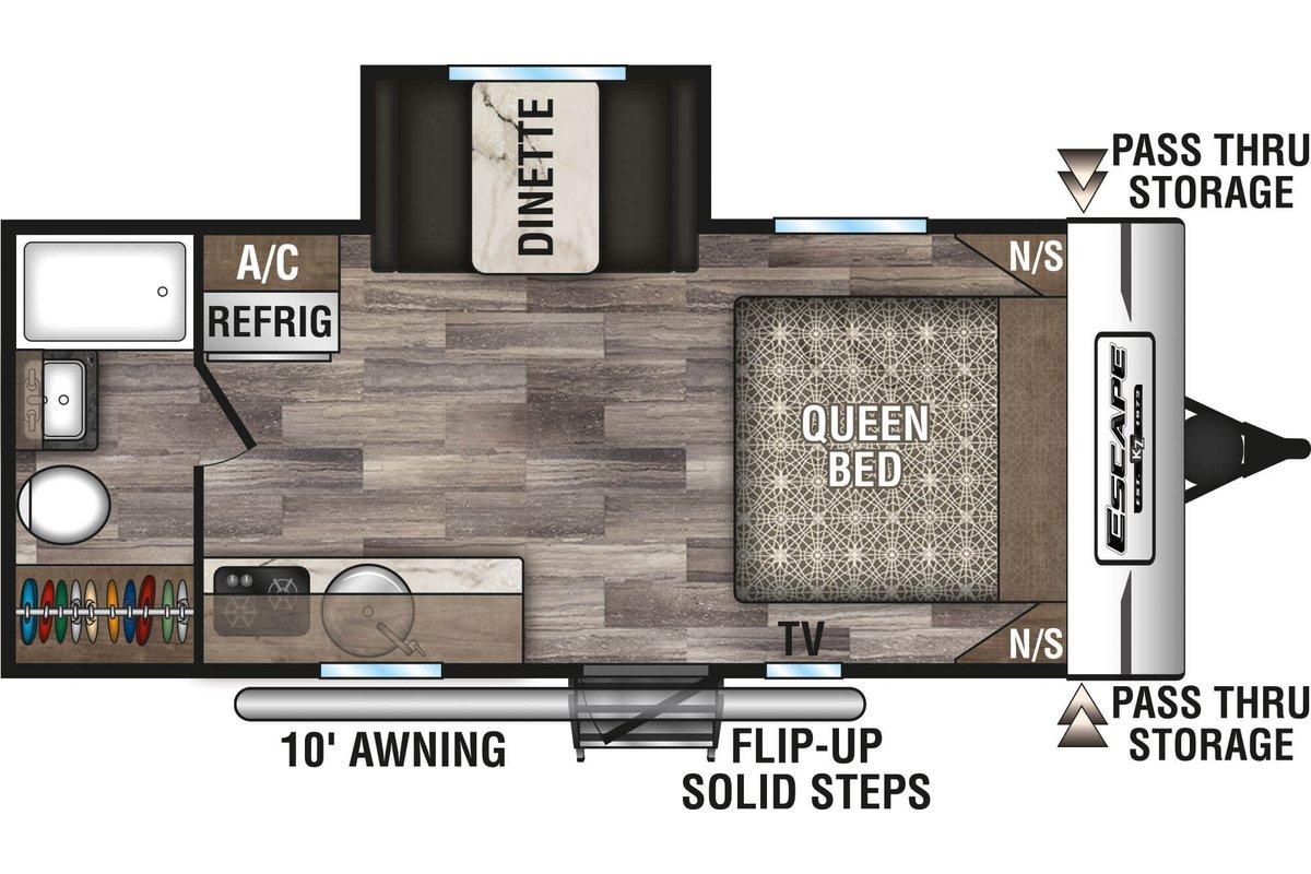 E181RB floorplan image