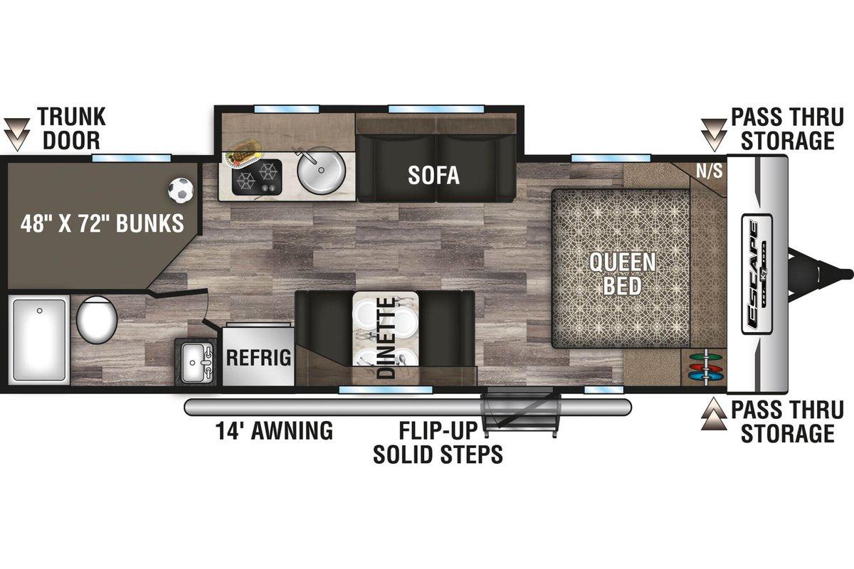 E231BH floorplan image