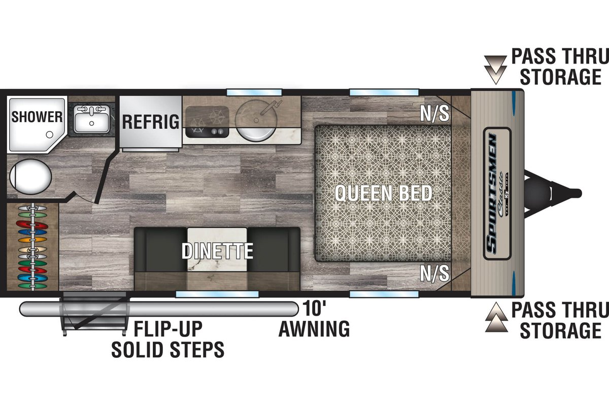 160QB floorplan image
