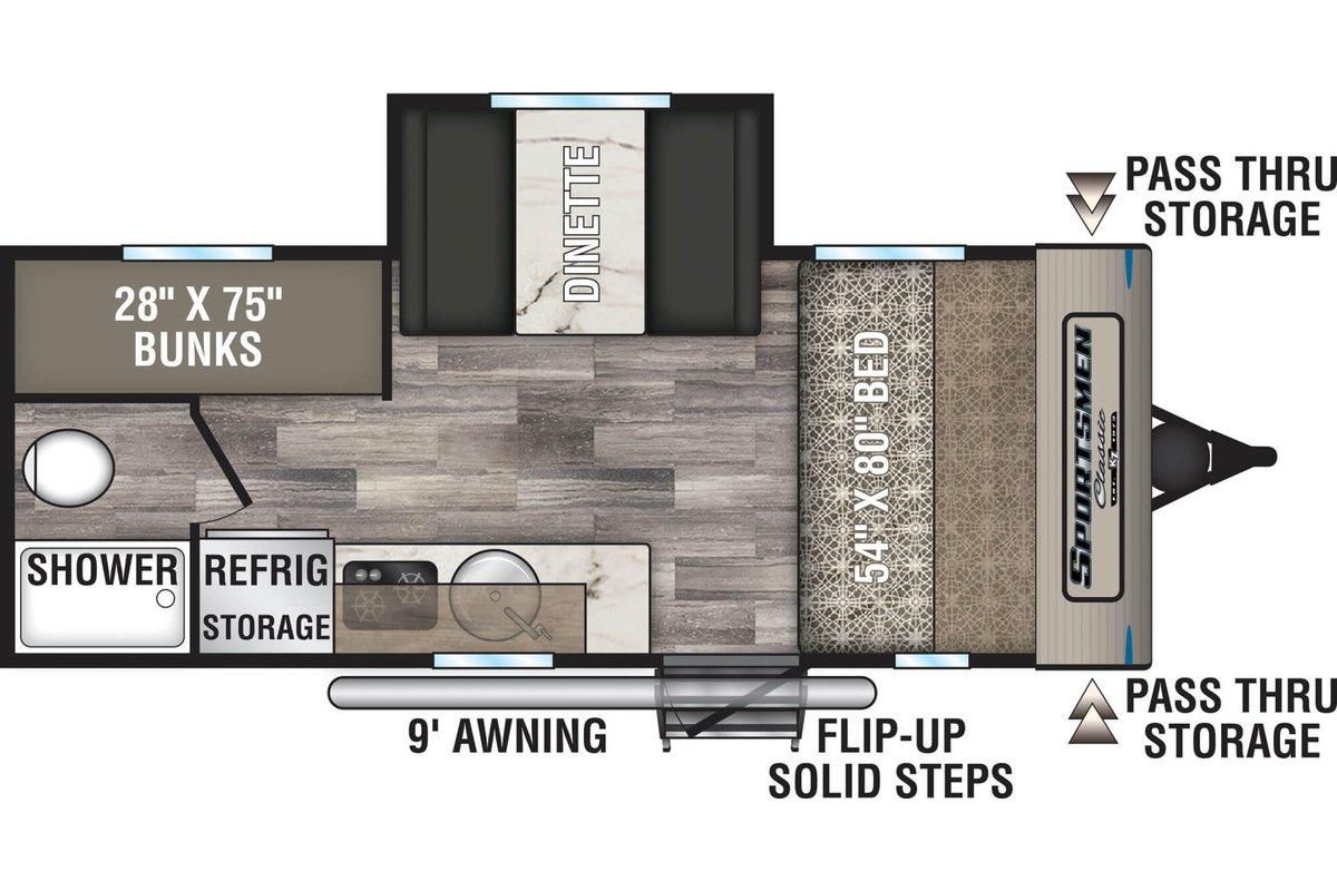 181BH floorplan image