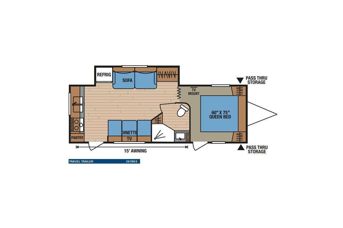 261RKS floorplan image