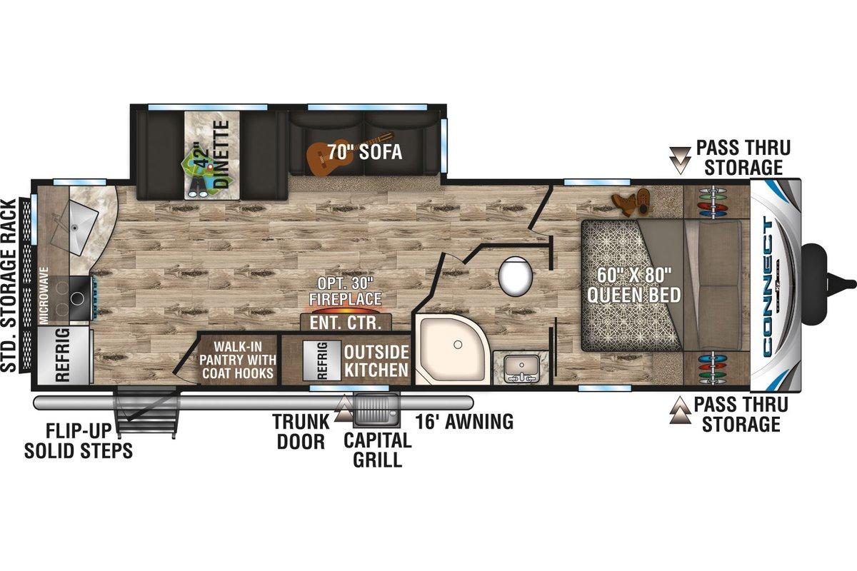 C261RKK floorplan image