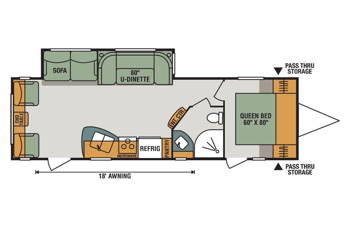C281RL floorplan image