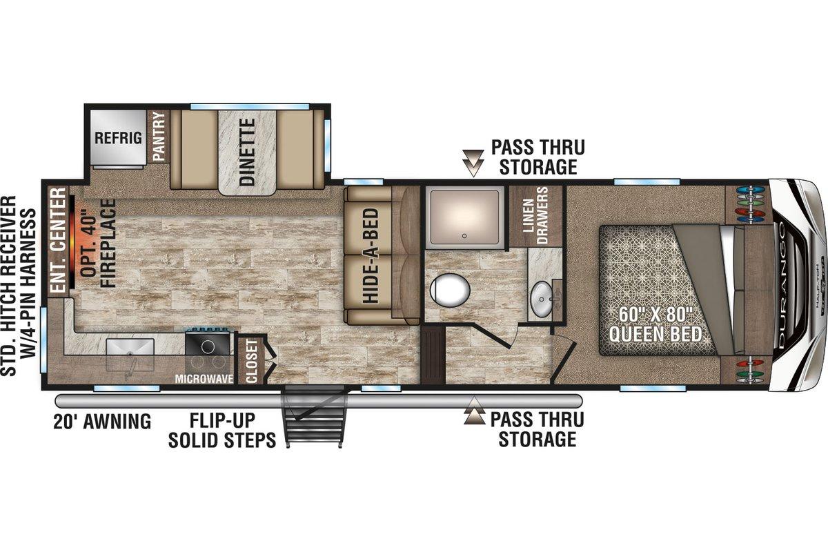 D250RES floorplan image