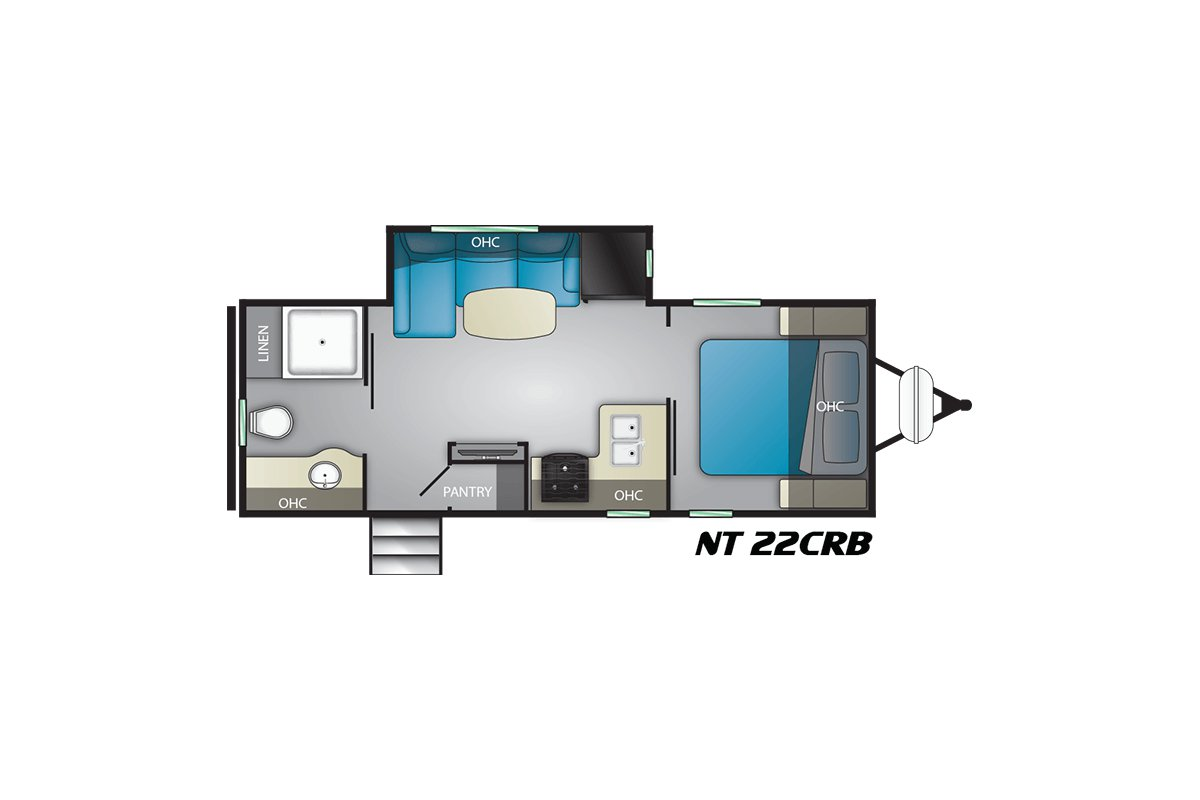 22CRB floorplan image