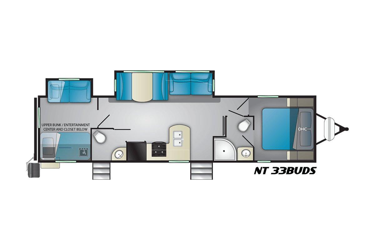 33BUDS floorplan image