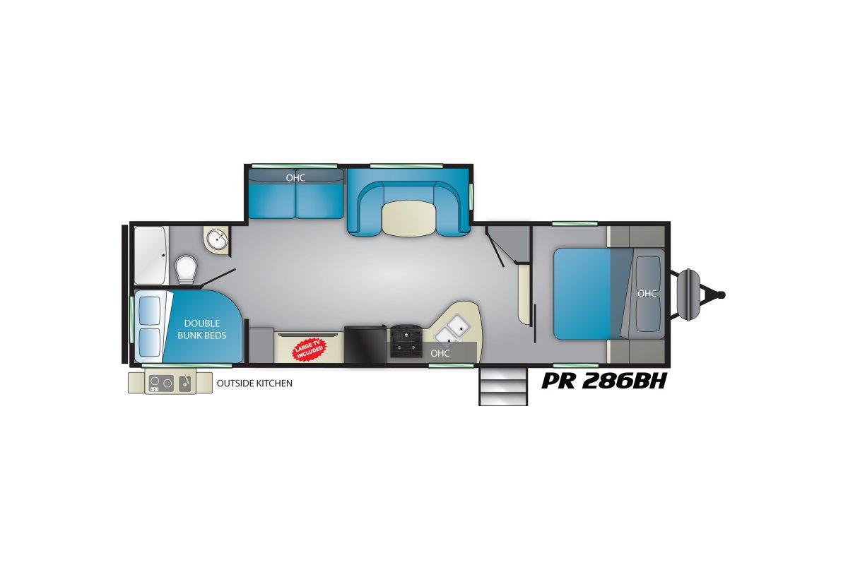 286BH floorplan image