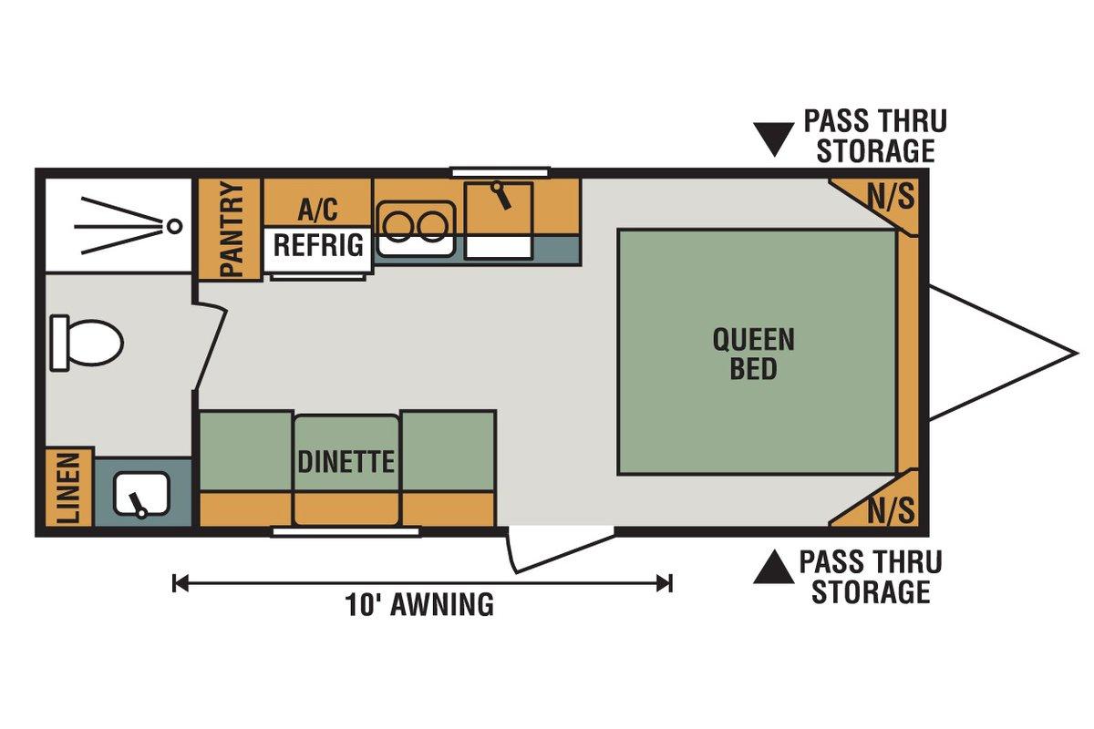 E180QB floorplan image