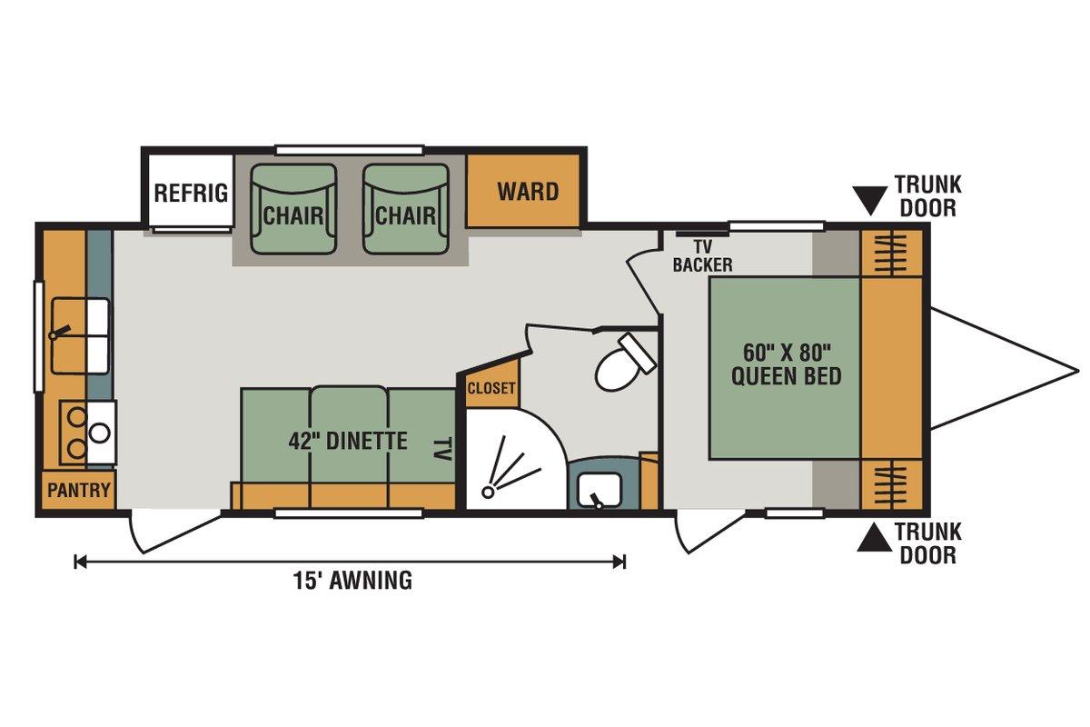 S261RKC floorplan image