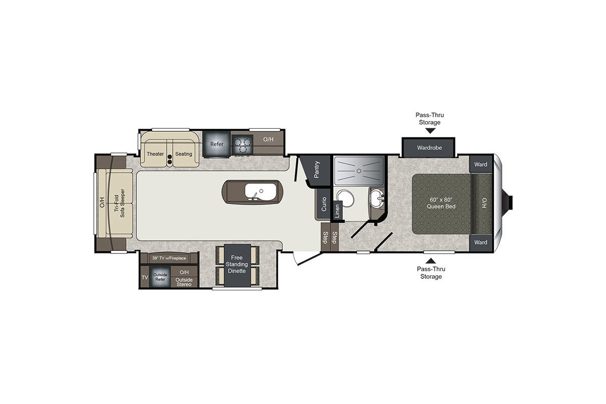 298SRL floorplan image