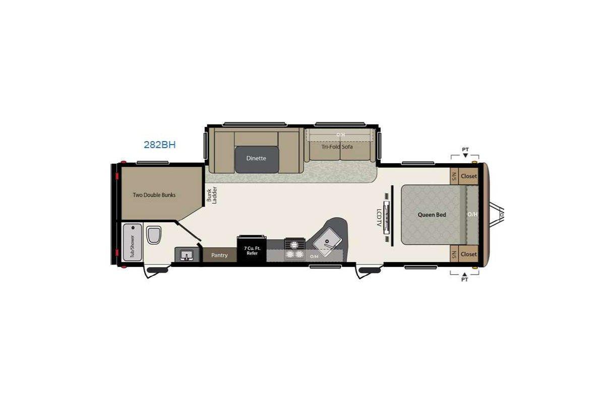 282BH floorplan image