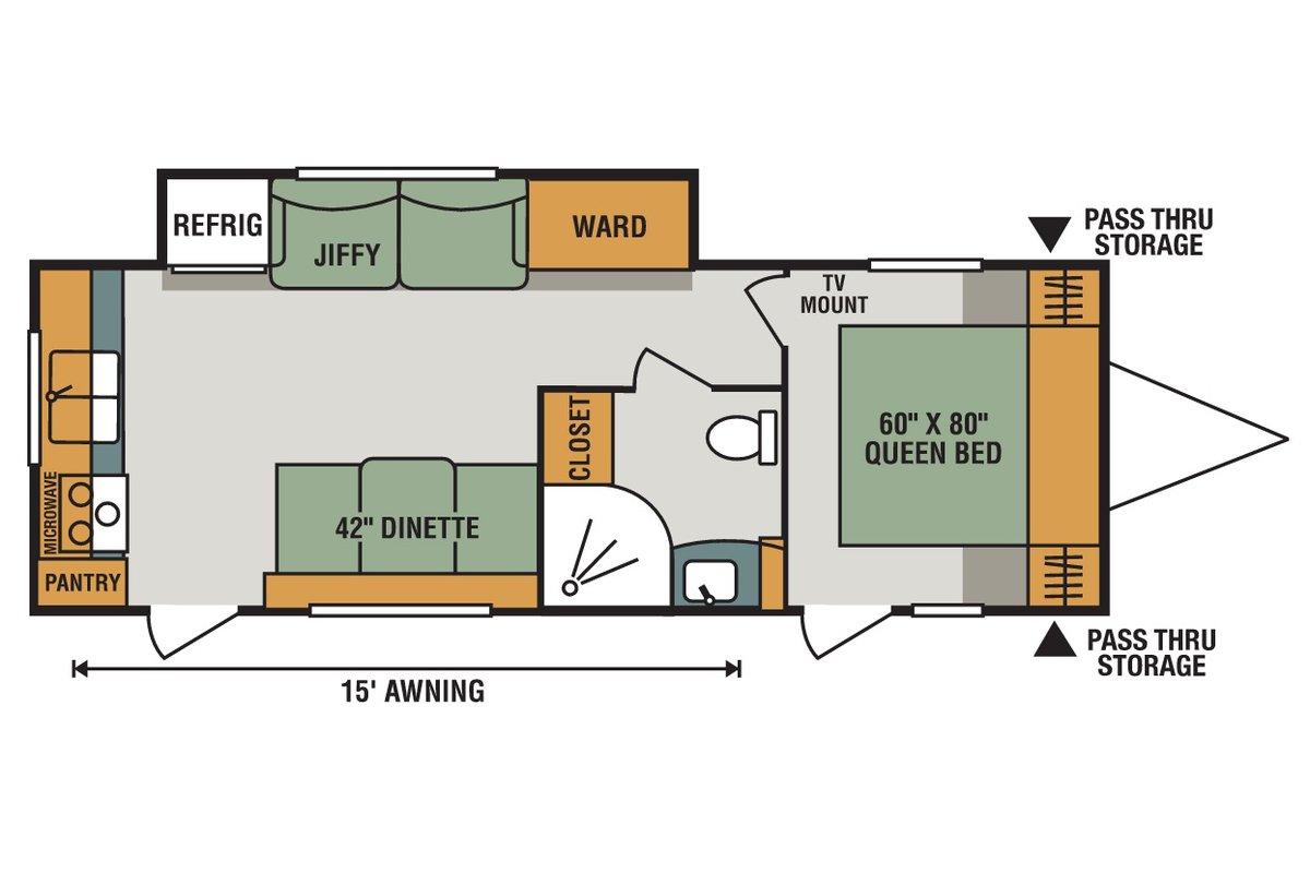 S261RK floorplan image