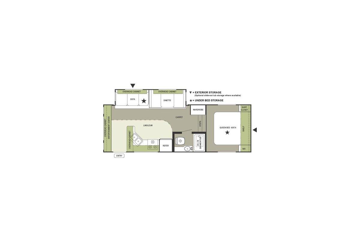 M-8242SS floorplan image