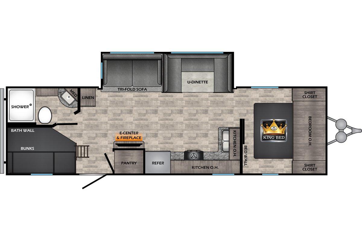28BH floorplan image