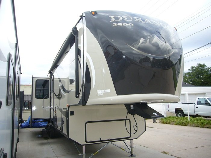 Brilliant D325RLT Durango 2500 Fifth Wheel  Kearney NE  Mason RV