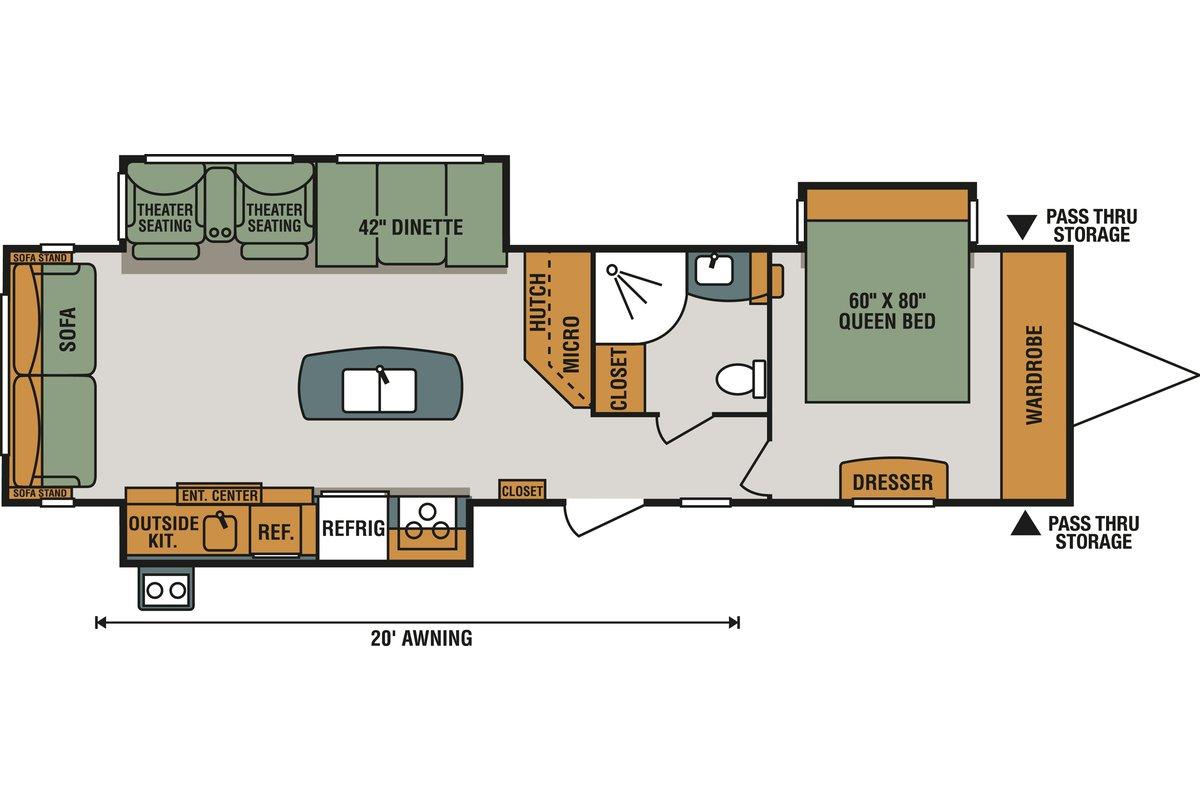 S333RIK  floorplan image