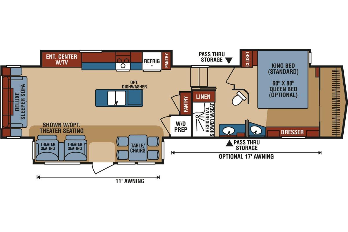 G384RLT floorplan image
