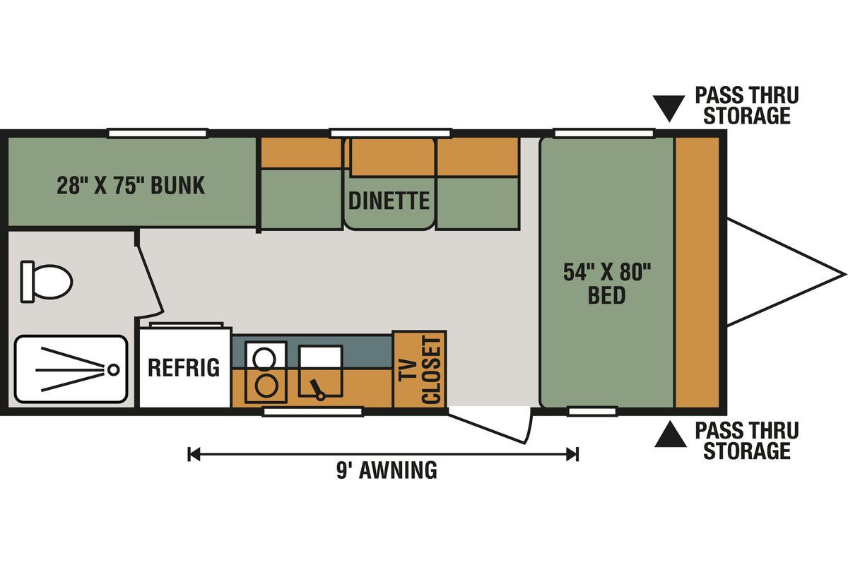 180BH floorplan image