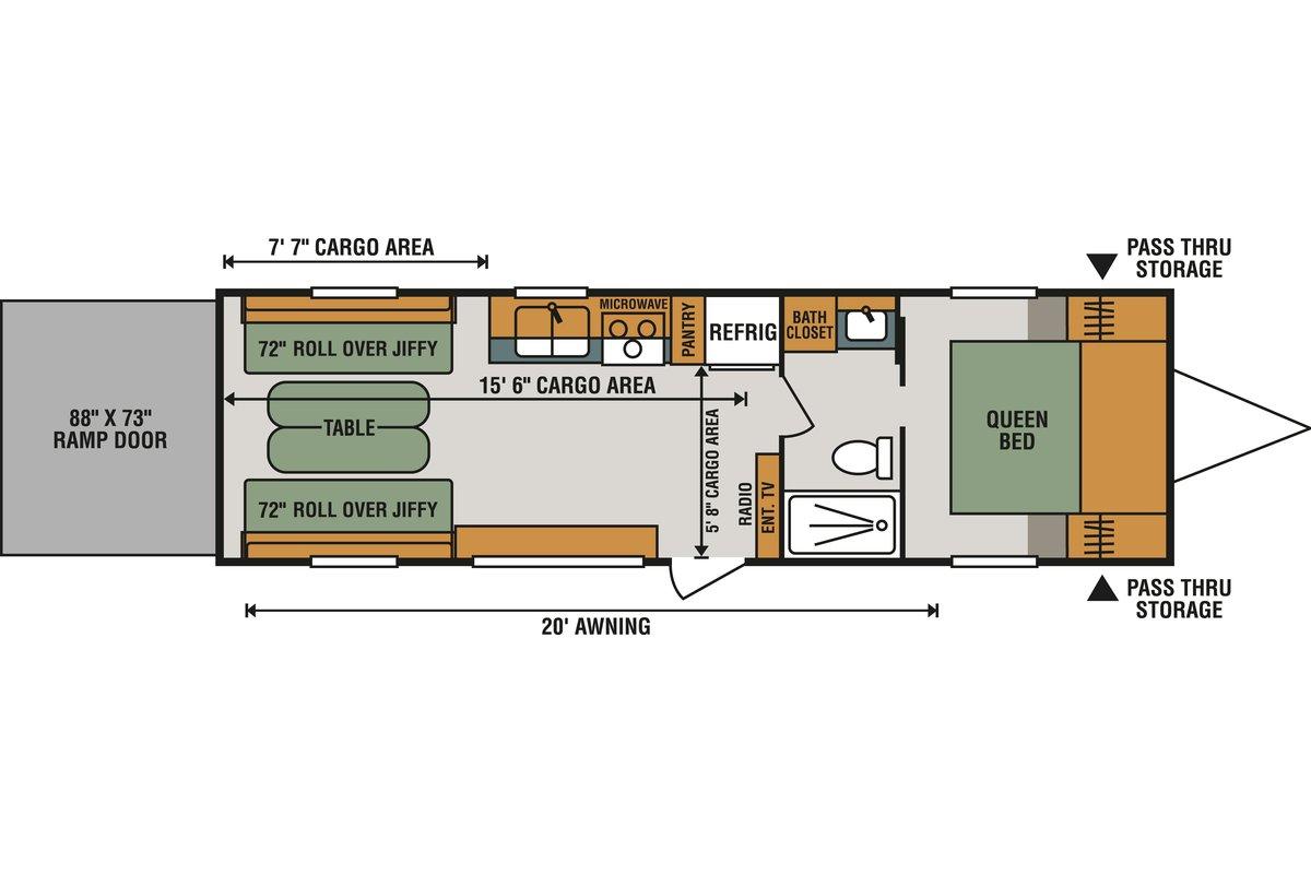 270THLE floorplan image