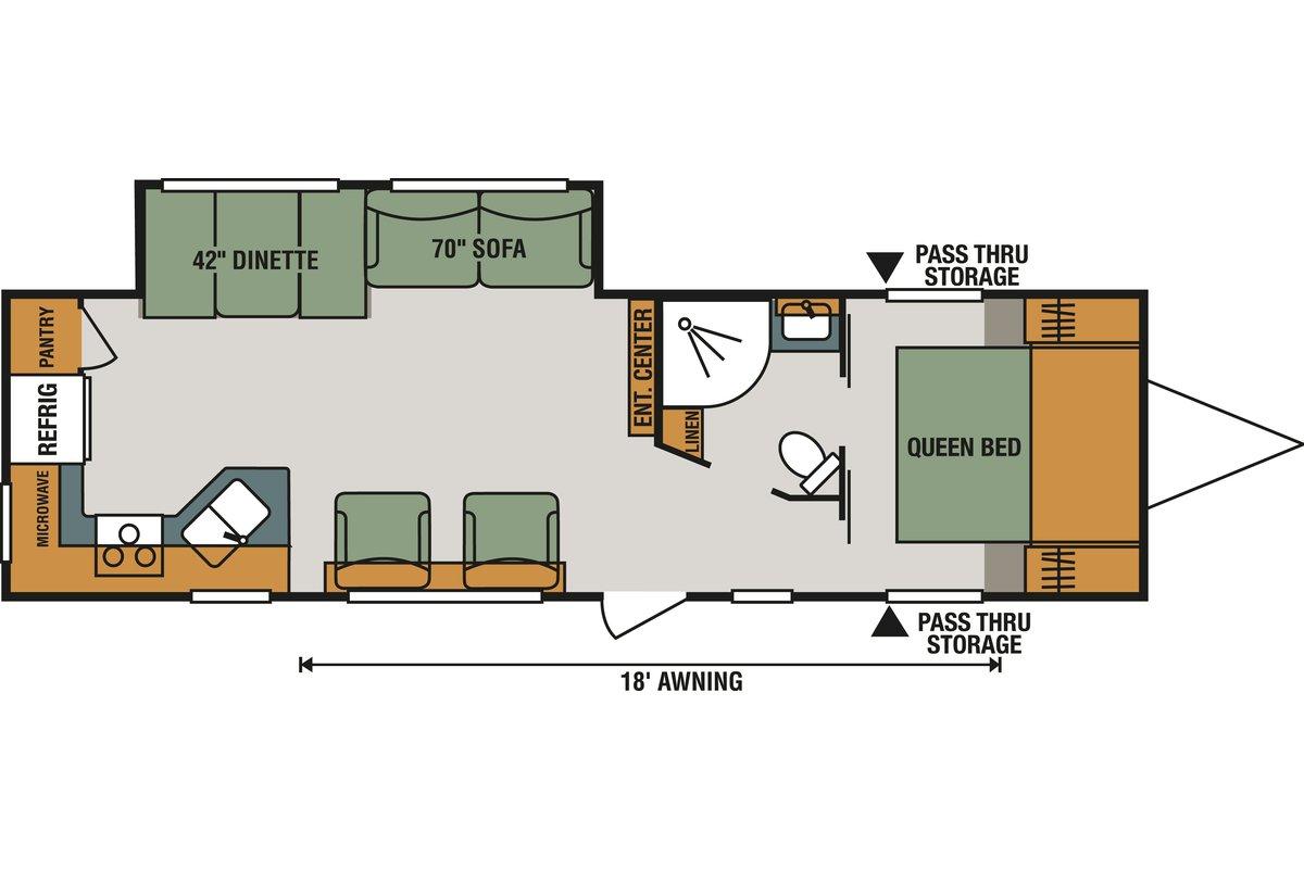 291RKLE floorplan image