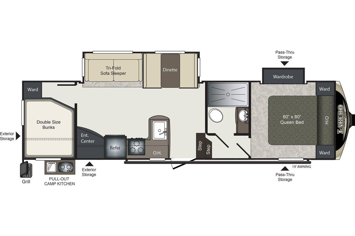285SBH floorplan image