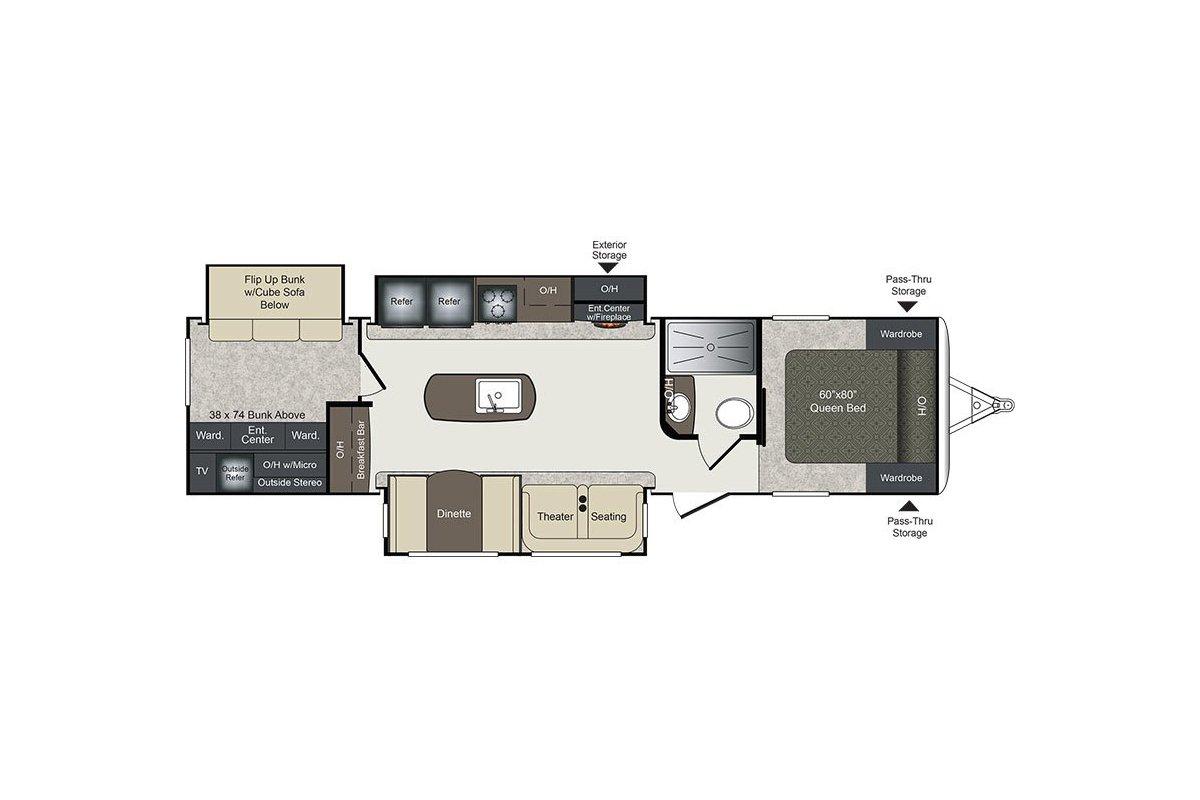 332BH floorplan image