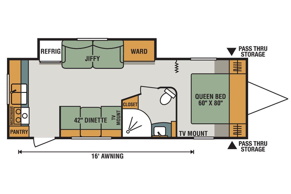 C251RK floorplan image